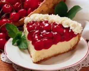 Bahamas Best Cherry Cheesecake