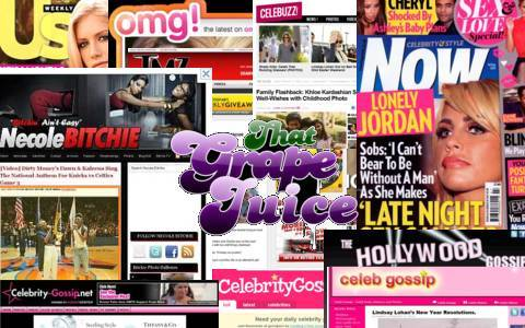 Hollywood Celebrity News & Gossip