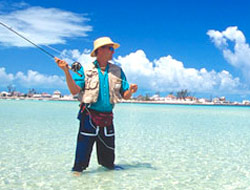 Bonefishing in Eleuthera