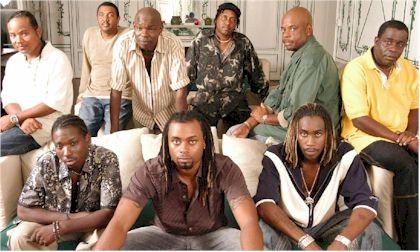 Bahamas men