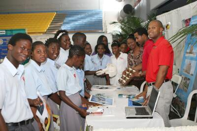 Bahamas Careers Fair Photos