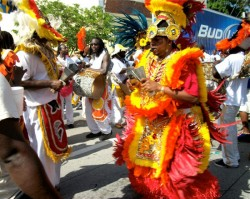 Coconut Grove Goombay Festival