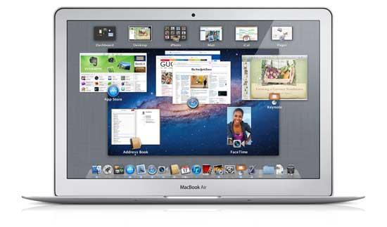 Mac OSX Lion Laptop