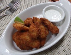 Lionfish Nuggets