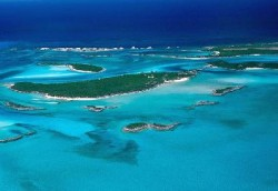 The Fowls Cays - Bahamas