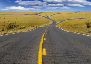 long raod ahead