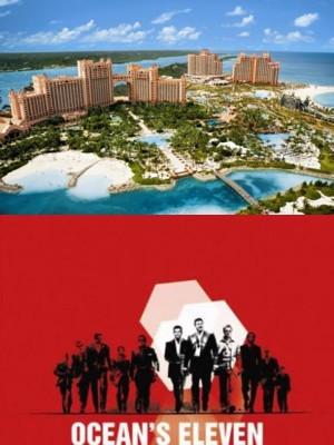 Raid at Atlantis Casino
