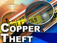 Police, BTC in Joint Appeal As Copper Theft Rises