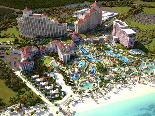 China Making Inroads in The Bahamas with Baha Mar Mega-Resort