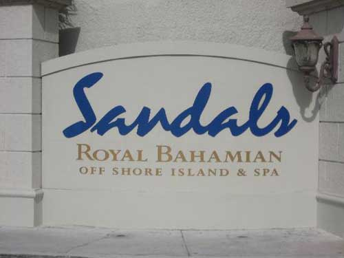 Sandals To Build Headquaters in Bahamas