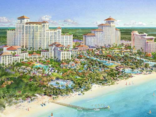 BEC Nowhere Near Ready For Baha Mar's Launch