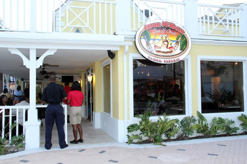 Downtown Nassau Revitalization Slow But Sure