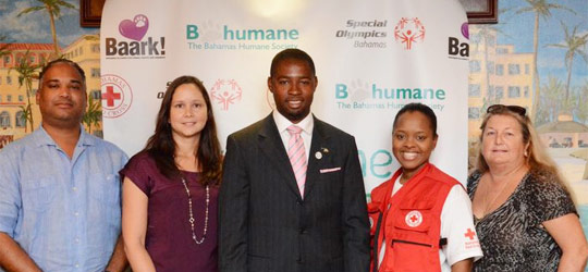 Bahamas Striping Launches 1st Annual Charity Initiative