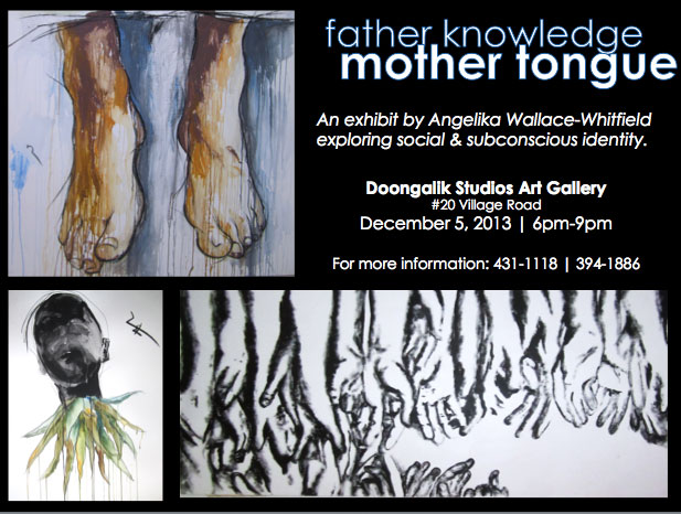 Doongalik Studios Hosts 'Father Knowledge, Mother Tongue'