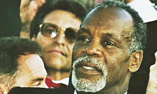 Hollywood Star Danny Glover To Receive BIFF Award