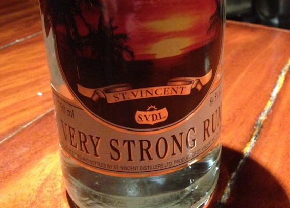 The Caribbean's Strongest Rum