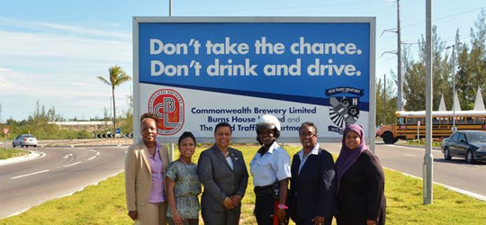 New Signs Warn Drivers Not To Take Chances