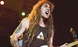 Steve Harris from Iron Maiden