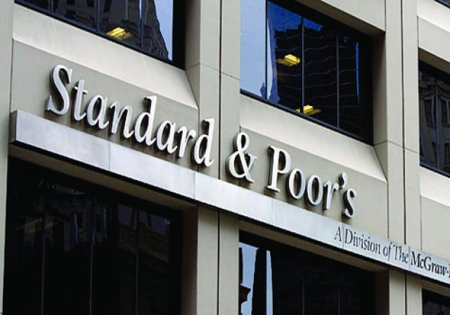 S&P: Rating could hit 'junk' status