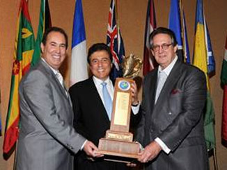 George Markantonis Named Caribbean Hotelier Of The Year