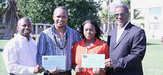 GBPA Rewards Nassau Filmmakers