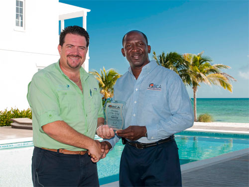 Palm Cay Named BCA Developer of the Year
