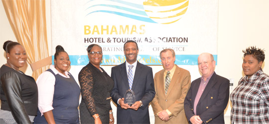 BHTA Receives International Award for Education Initiatives