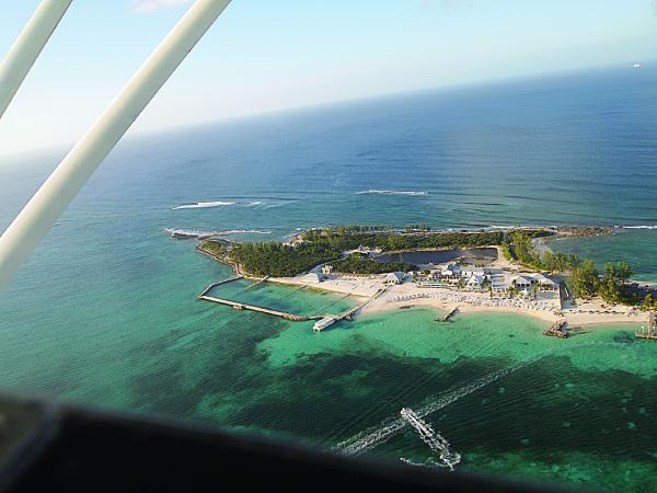 Blackbeard's Cay project