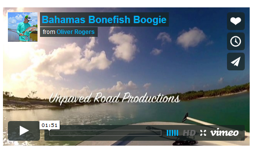 Bahamas Bonefish Boogie