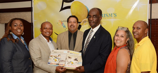 BTC 2014 Phone Book Celebrates Tourism's Golden Jubilee