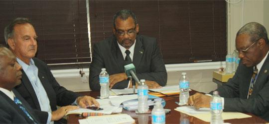 Education Minister Announces BTVI Board