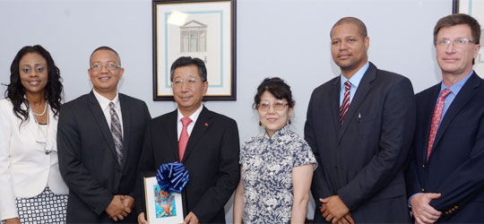 GBPA Welcomes New Chinese Envoy