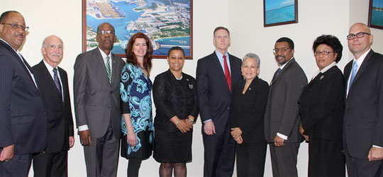 TSA Engages Bahamas Government on Aviation Issues