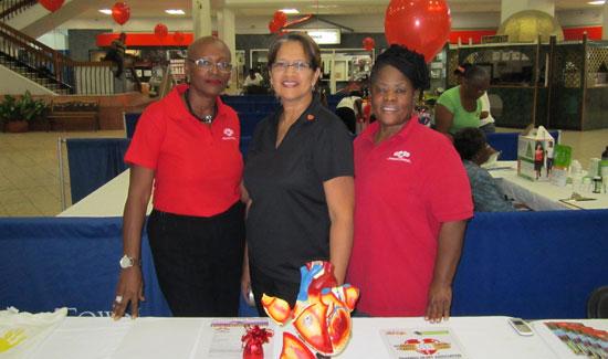 Heart Association Fair Benefitted The Public