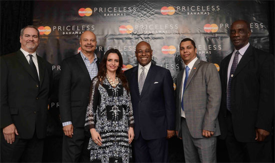 MasterCard Partners with Tourism To Be Official Card of The Bahamas