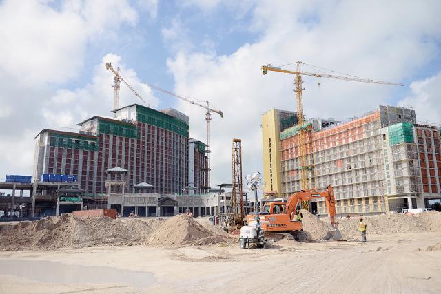 Baha Mar legal dispute after hotel company pullout