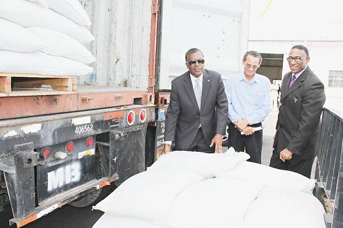 $500,000 Of Fertiliser Donated To The Bahamas