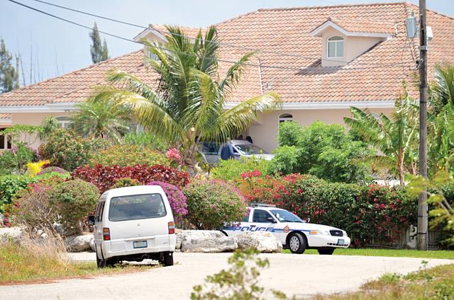 Canadian visitor killed in home invasion