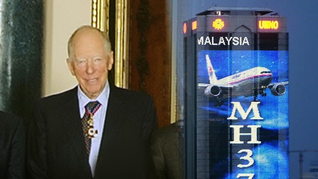 Chilling New Theory on Malaysian Plane Disappearance