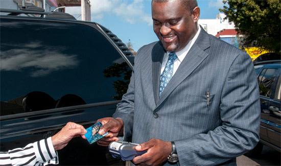 BOB Launches Mobile Credit Card Machines