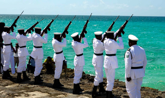 Fallen American and Bahamian Members of the Armed Services Honoured
