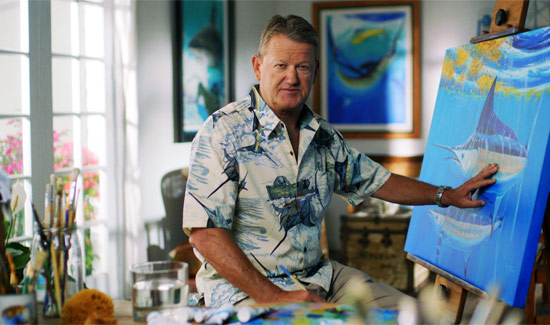 Guy Harvey: Bimini An 'Environmental Gem' That Must Be Protected