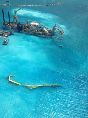 US Ocean Engineer Adds Voice to Bimini Concerns