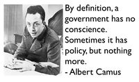 The Conscience of Government