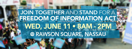 Bahamas Humane Society to Join June 11 Demonstration for Freedom of Information Act