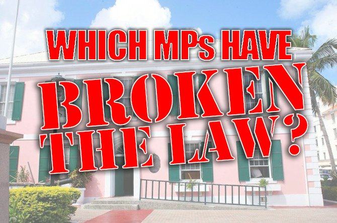 Deadbeat MPs Fail To File Financial Disclosures