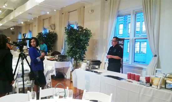 Chef Tim Tibbitts Represents Bahamas at Ocean Style's Taste of Caribbean