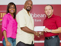 CIBC FirstCaribbean Sponsors Sports for Youth Development