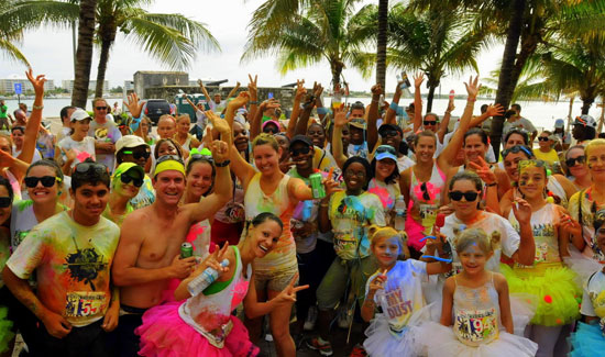 242 Colour Run Returns to Nassau