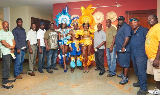 Grand Bahama To Participate in 2015 Bahamas Junkanoo Carnival